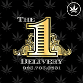 Logo for The 1 Delivery