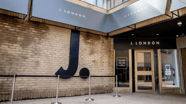 J. London