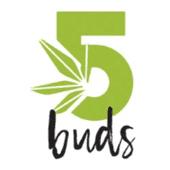 Logo for 5Buds Cannabis - Warman