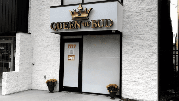 Queen of Bud - Calgary
