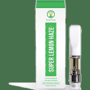 Anani Pharma   Super Lemon Haze CO2 Cartridge