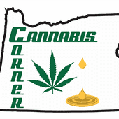 Logo for Cannabis Corner