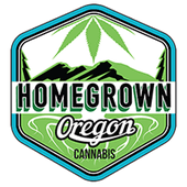 Logo for Homegrown Oregon - Lansing Store
