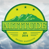 Logo for Altitude - Prosser
