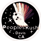 Logo for People's Kush