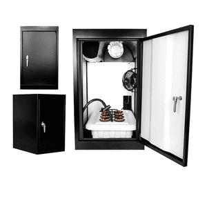 Super Closet   SuperBox CFL Grow Cabinet
