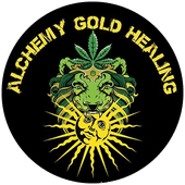 Logo for Alchemy Gold Healing