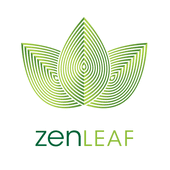 Logo for Zen Leaf