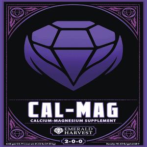 Emerald Harvest   Cal-Mag Calcium-Magnesium Supplement