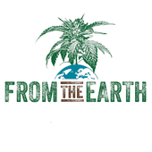 Logo for From The Earth - Santa Ana