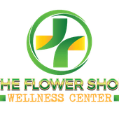 Logo for The Flower Shop Wellness Center