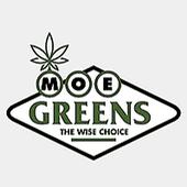Logo for Moe Greens