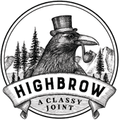 Logo for Highbrow - Waldoboro