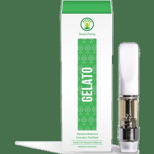 Anani Pharma   Gelato CO2 Cartridge