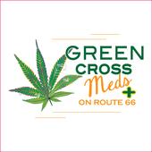Logo for Green Cross Meds MMJ Dispensary