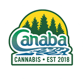 Logo for Canaba Cannabis