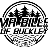 Logo for Mr. Bill's of Buckley