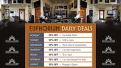 Euphorium - Vashon Island