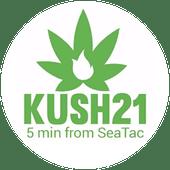 Kush21 - Burien's 1st Pot Shop