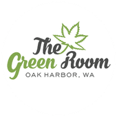 Logo for The Green Room - Oak Harbor