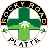 Logo for Rocky Road on Platte