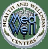 Logo for MedWell Health & Wellness - Brockton