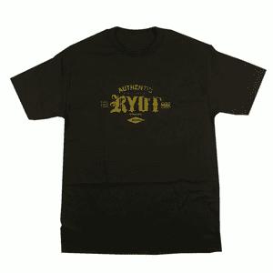RYOT®   RYOT® Authentic TRD MRK Tee Shirt in Chocolate