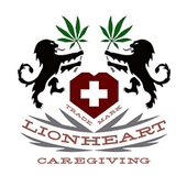 Logo for Lionheart Caregiving Butte