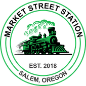Logo for Market Street Station - Salem