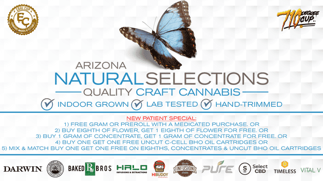 Arizona Natural Selections of Peoria