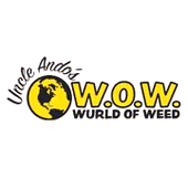 Logo for Uncle Ando's Wurld of Weed - Aberdeen