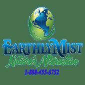 Logo for Earthly Mist - Edmond