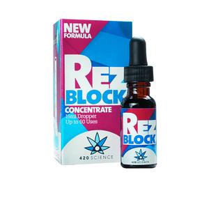 Vapexhale   RezBlock™ Concentrate