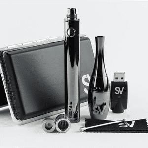 SOURCEvapes   SOURCE orb XL - Travel Kit - Triple Coil Vape Pen
