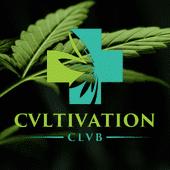 Logo for Cvltivation Clvb