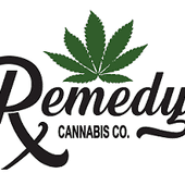 Logo for Remedy Cannabis Co.