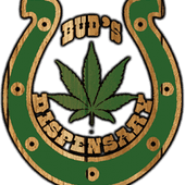 Logo for Buds Premium Cannabis- De Beque