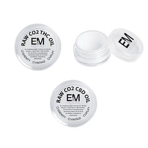 E&M Medicals   Raw CO2 THC & CBD Oils