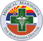 Logo for The Marijuana Doctor - Flagstaff
