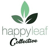 Logo for Happy Leaf Collective