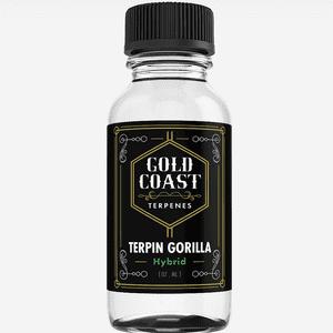 Gold Coast Terpenes   Terpin Gorilla