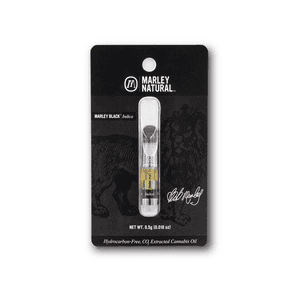 Marley Natural   Marley Black™: Indica Cannabis Oil (Plushberry)