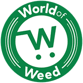 Logo for World of Weed - Tacoma