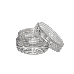 Cannaline   7ML Acrylic Containers for 1 Gram