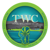 Logo for Tahoe Wellness Cooperative