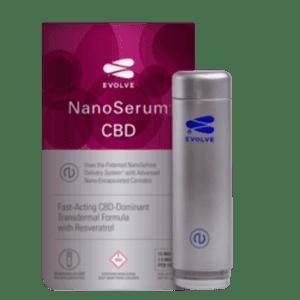 Evolve Formulas   Evolve NanoSerum™ CBD , 10ml