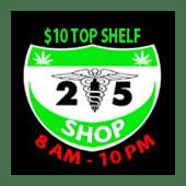 215 Shop Cannabis Dispensary in Moreno Valley