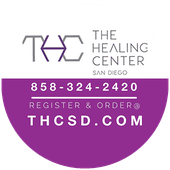 Logo for The Healing Center San Diego