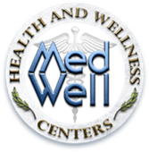 Logo for MedWell Health & Wellness - Worcester