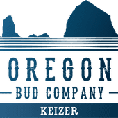 Logo for Oregon Bud Company - Keizer